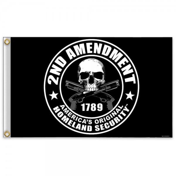 Flag 2nd Amendment