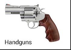 Handguns for sale