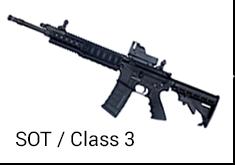 SOT / Class 3 Guns for sale