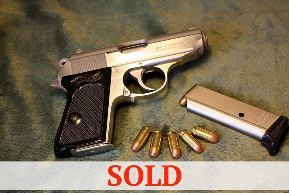 Wathlers PPK Gun